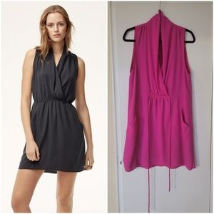 Wilfred Hot Pink Sabine Dress